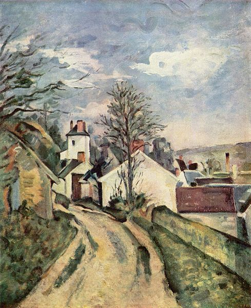 House of Doctor Gachet-Paul_Cézanne_1873