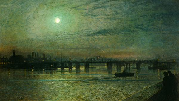 John_Atkinson_Grimshaw_Battersea_Bridge 1885