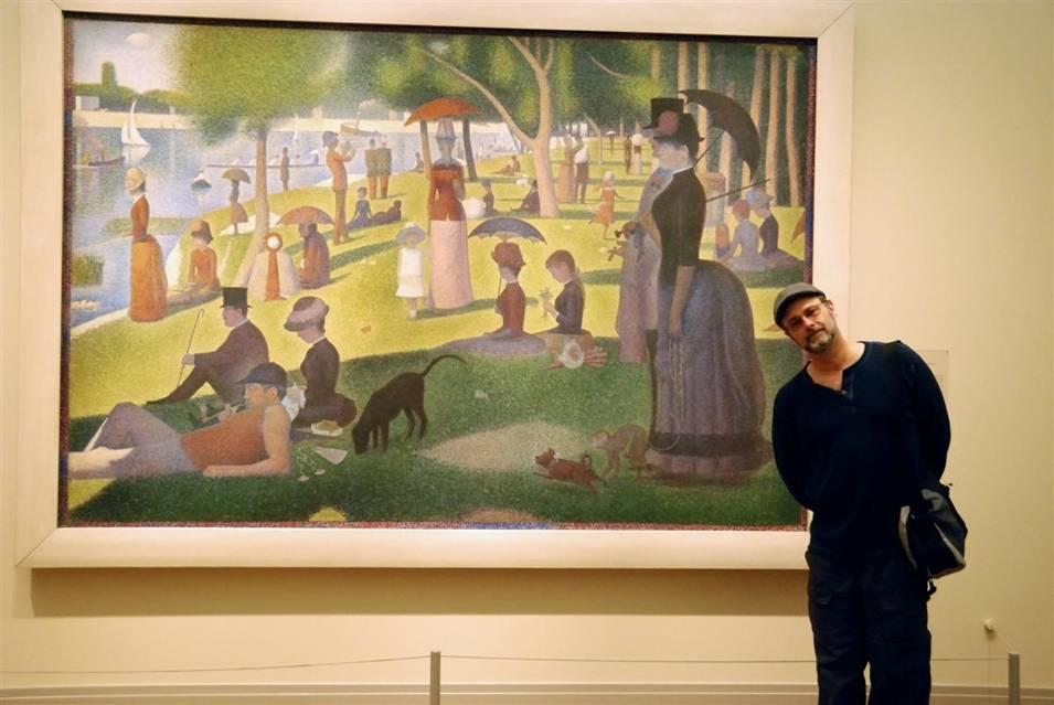 Le Grande Jatte_Chris