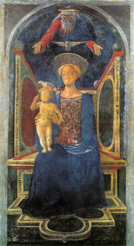 Madonna_and_child,_londonDomenico Veneziano [Public domain], via Wikimedia Commons
