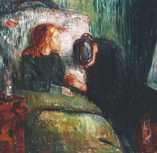 Munch_the-sick-child-1886