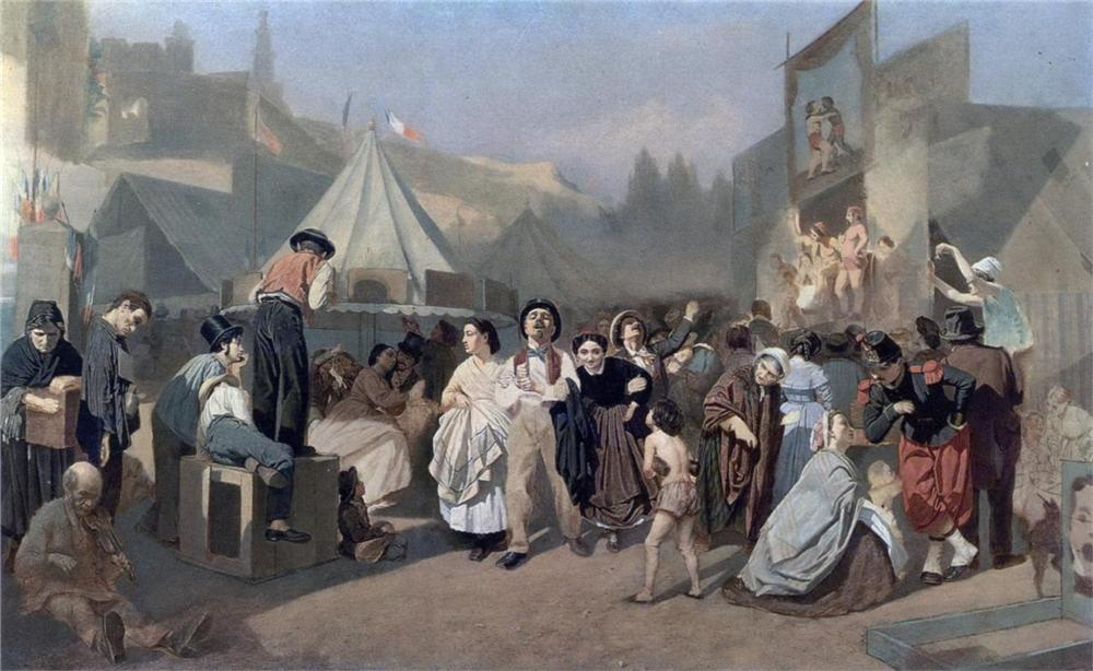 Vasily Perov.celebration-in-the-outskirts-of-paris-in-montmartre-1864-Ch16.jpg!HalfHD