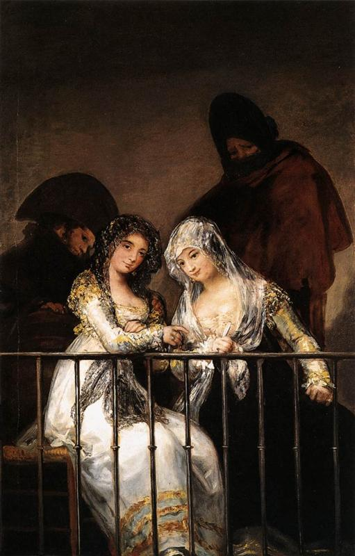 majas-on-a-balcony_Goya
