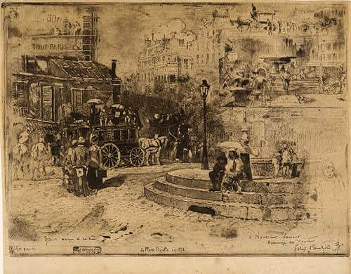 Buhot_PlacePigalle1878-fountain