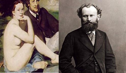 Manet and Victorine